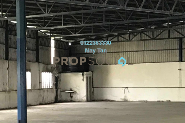 For Rent Factory at Kampung Baru Sungai Buloh, Sungai Buloh Freehold Semi Furnished 0R/0B 15k