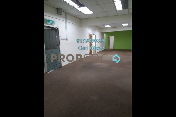 For Rent Office at CBD Perdana 1, Cyberjaya Freehold Semi Furnished 0R/2B 2.5k