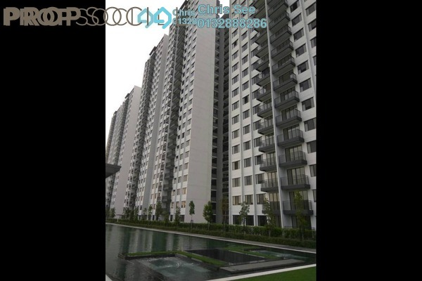 For Sale Condominium at Ken Rimba, Shah Alam Freehold Unfurnished 3R/2B 440k