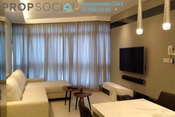 For Sale Serviced Residence at AraGreens Residences, Ara Damansara Freehold Fully Furnished 2R/1B 685k