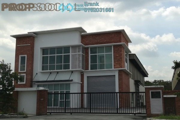 For Sale Factory at RCI Park, Rawang Freehold Unfurnished 0R/0B 2.93m