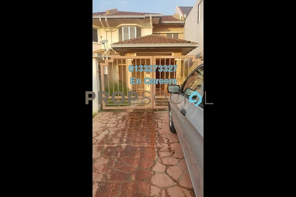 For Sale Terrace at Cahaya Alam, Shah Alam Freehold Unfurnished 4R/3B 595k
