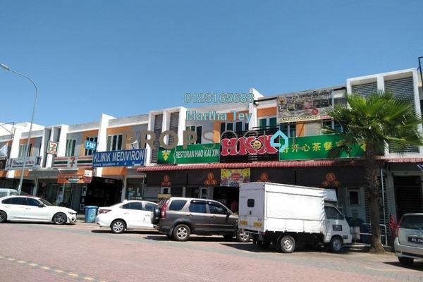 For Rent Office at Nusari Bayu, Bandar Sri Sendayan Freehold Unfurnished 0R/2B 1.5k