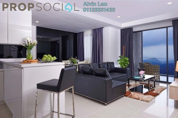 For Sale Condominium at Grand Ion Majestic, Genting Highlands Freehold Fully Furnished 1R/1B 505k