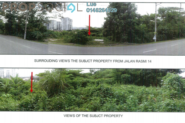 For Sale Land at Taman Rasmi Jaya, Ampang Freehold Unfurnished 0R/0B 580k