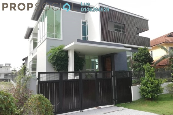 For Sale Bungalow at Jelutong Heights, Bukit Jelutong Freehold Unfurnished 6R/7B 4.8m