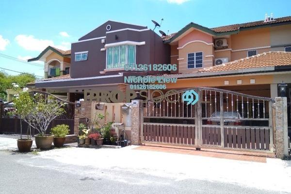 For Sale Link at Taman Bukit Mewah, Kajang Freehold Semi Furnished 6R/4B 800k