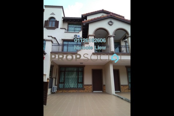 For Sale Link at Diamond City, Semenyih Freehold Unfurnished 4R/3B 718k