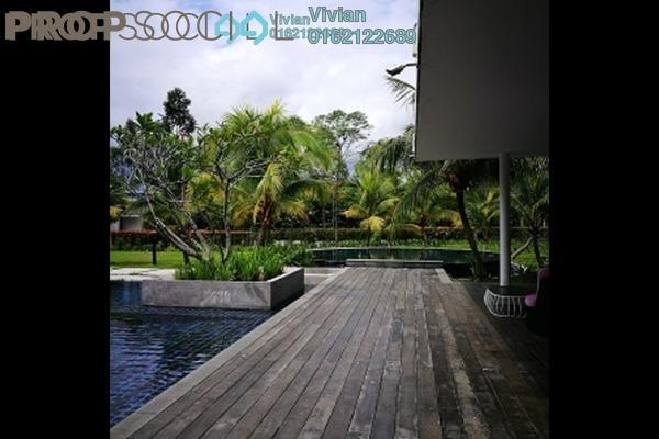 For Sale Terrace at Blu Constellation, Seri Kembangan Freehold Fully Furnished 5R/5B 1.1m