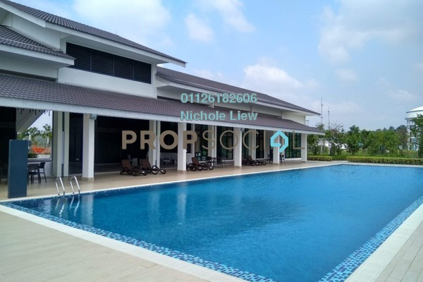 For Sale Terrace at Alpine @ M Residence 2, Rawang Freehold Unfurnished 4R/3B 450k