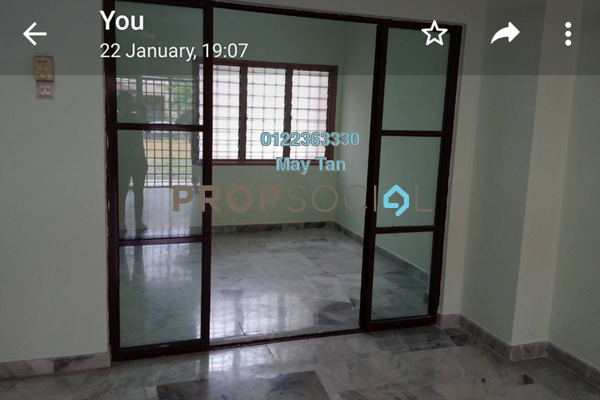 For Rent Terrace at USJ 3A, UEP Subang Jaya Freehold Unfurnished 3R/3B 1.6k