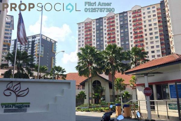 For Sale Apartment at Vista Pinggiran, Bandar Putra Permai Leasehold Unfurnished 3R/2B 275k