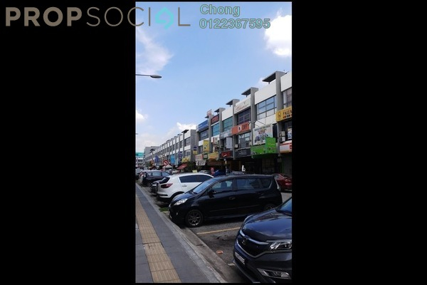 For Sale Shop at The Trillium, Sungai Besi Leasehold Unfurnished 0R/0B 2m