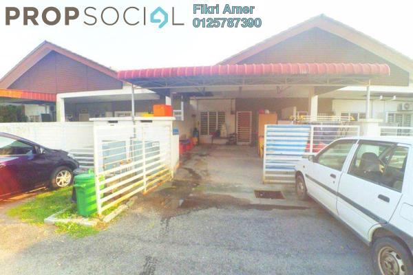 For Sale Terrace at Taman Ixora, Bandar Baru Salak Tinggi Leasehold Unfurnished 3R/2B 360k