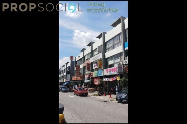 For Rent Shop at The Trillium, Sungai Besi Freehold Unfurnished 0R/0B 1.2k