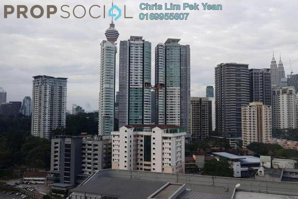 For Rent Condominium at The Robertson, Pudu Freehold Fully Furnished 1R/1B 2.8k
