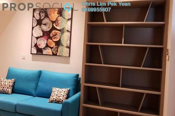 For Rent Condominium at D'Majestic, Pudu Freehold Fully Furnished 1R/1B 2.3k