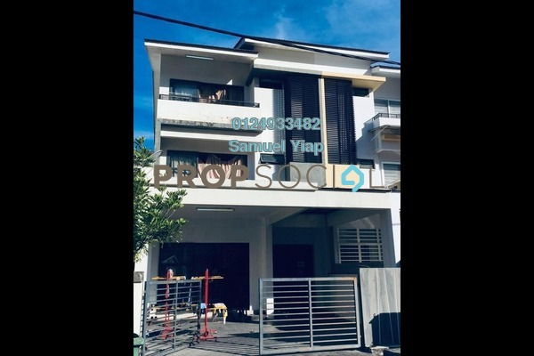 For Sale Semi-Detached at Summerhill Villas, Bayan Lepas Freehold Unfurnished 7R/5B 1.3m