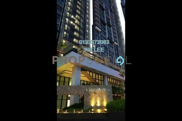 For Sale Condominium at i-Residence @ i-City, Shah Alam Freehold Fully Furnished 3R/2B 650k