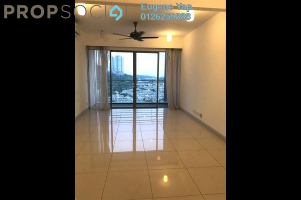 For Rent Condominium at The Westside One, Desa ParkCity Freehold Semi Furnished 1R/1B 3k