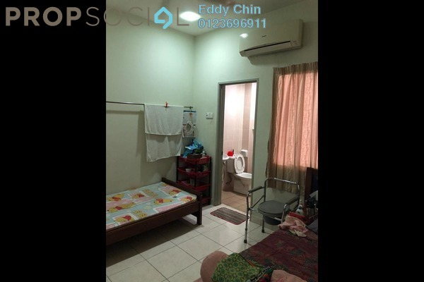 For Sale Terrace at Lakeside Terrace, Kota Kemuning Freehold Semi Furnished 4R/3B 855k