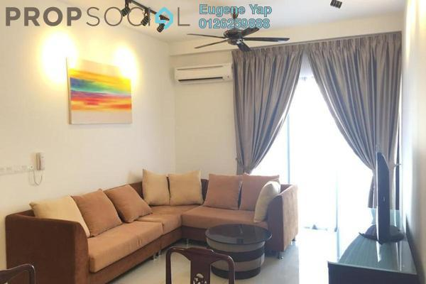 For Rent Serviced Residence at Glomac Centro, Bandar Utama Freehold Fully Furnished 3R/2B 2.4k