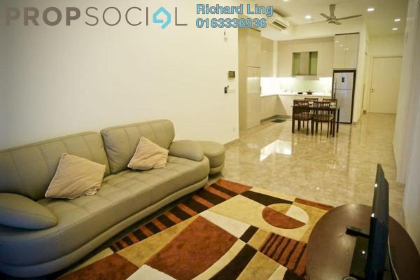 For Rent Condominium at Laman Ceylon, Bukit Ceylon Freehold Fully Furnished 2R/2B 3.8k
