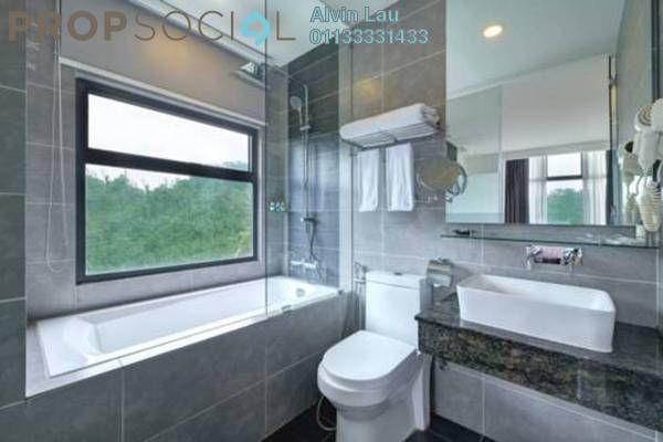 For Sale Condominium at Ion Delemen, Genting Highlands Freehold Fully Furnished 1R/1B 505k
