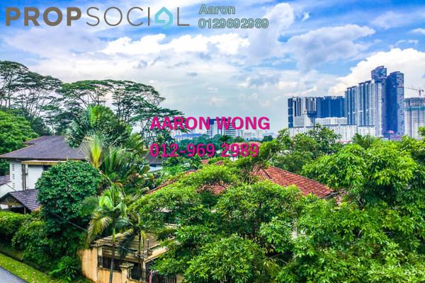 For Sale Condominium at Desa Ukay, Ukay Freehold Semi Furnished 3R/2B 735k