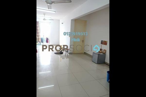 For Rent Serviced Residence at De Centrum Residences, Kajang Freehold Unfurnished 3R/2B 1.8k