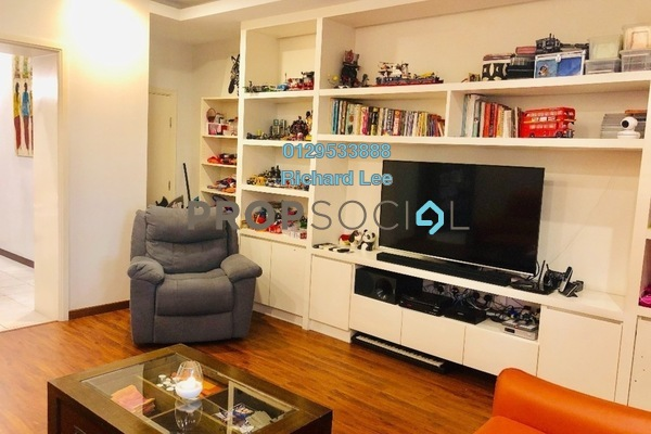 For Sale Townhouse at Parkville Garden Townhouse, Sunway Damansara Leasehold Semi Furnished 3R/3B 980k