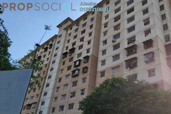 For Sale Apartment at Taman Seri Intan, Ampang Freehold Unfurnished 0R/0B 99k