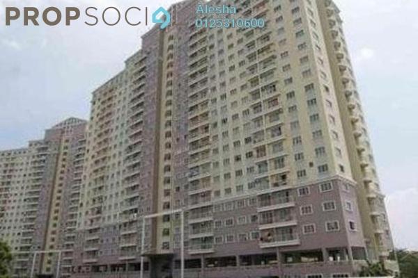 For Sale Condominium at Juta Mines, Seri Kembangan Freehold Unfurnished 0R/0B 268k