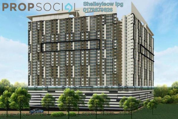 For Sale Condominium at Residensi Platinum Teratai, Kuala Lumpur Freehold Semi Furnished 3R/2B 455k