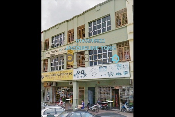 For Rent Shop at Taman Taming Jaya, Balakong Freehold Unfurnished 0R/0B 3k