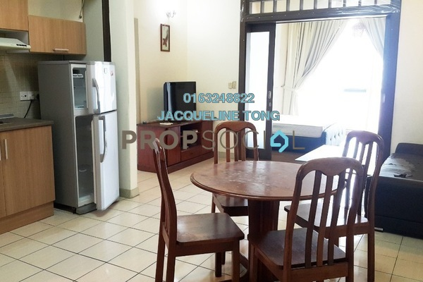For Rent Serviced Residence at Amcorp Serviced Suites, Petaling Jaya Freehold Fully Furnished 2R/1B 2.6k