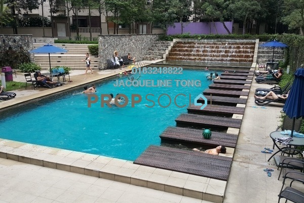 For Rent Condominium at Seri Maya, Setiawangsa Freehold Fully Furnished 3R/2B 2.6k