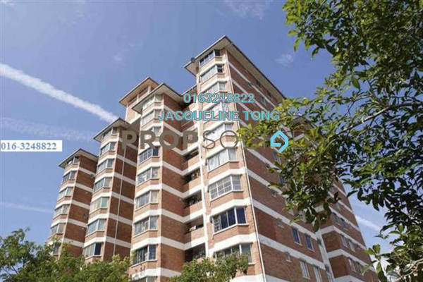 For Rent Condominium at Green Acre Park, Bandar Sungai Long Freehold Fully Furnished 3R/2B 1.2k