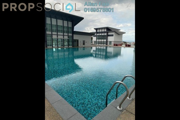 For Rent Condominium at V'Residence, Cyberjaya Freehold Unfurnished 4R/3B 1.2k