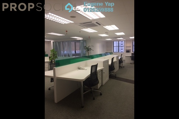 For Sale Office at Plaza Mont Kiara, Mont Kiara Freehold Fully Furnished 0R/0B 1.05m
