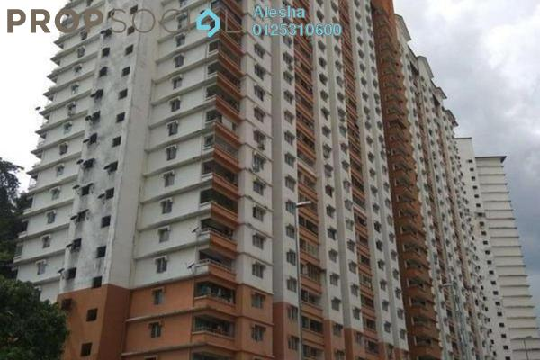 For Sale Apartment at Flora Damansara, Damansara Perdana Freehold Unfurnished 0R/0B 98k