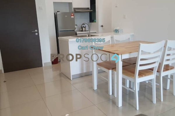 For Rent Condominium at H2O Residences, Ara Damansara Freehold Fully Furnished 2R/2B 2.2k