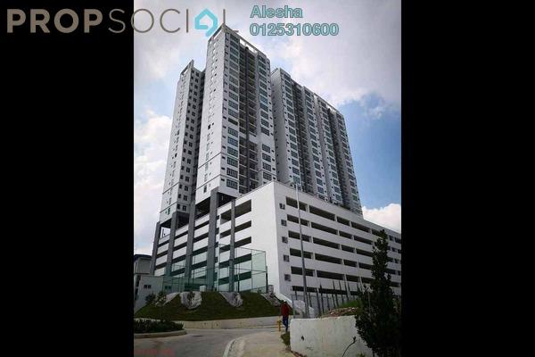 For Sale Condominium at Puncak 7 Residences, Shah Alam Freehold Unfurnished 0R/0B 454k