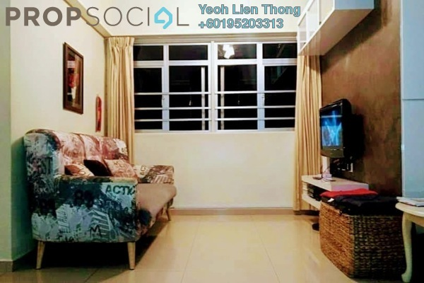 For Sale Apartment at Puncak Terubong, Farlim Freehold Fully Furnished 3R/2B 240k
