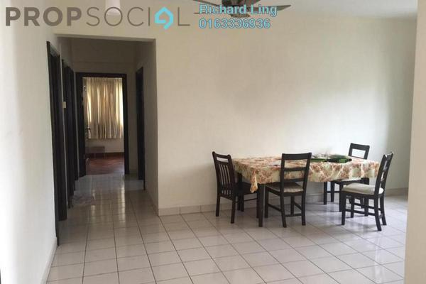 For Rent Condominium at Angkasa Impian 2, Bukit Ceylon Freehold Fully Furnished 3R/3B 3.3k