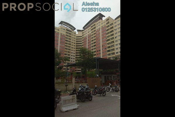 For Sale Apartment at Section 22, Shah Alam Freehold Unfurnished 0R/0B 330k