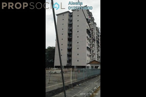 For Sale Apartment at City Heights Apartment, Kajang Freehold Unfurnished 0R/0B 200k