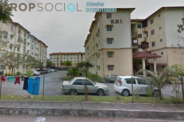 For Sale Apartment at Flora III Apartment, Subang Freehold Unfurnished 0R/0B 230k