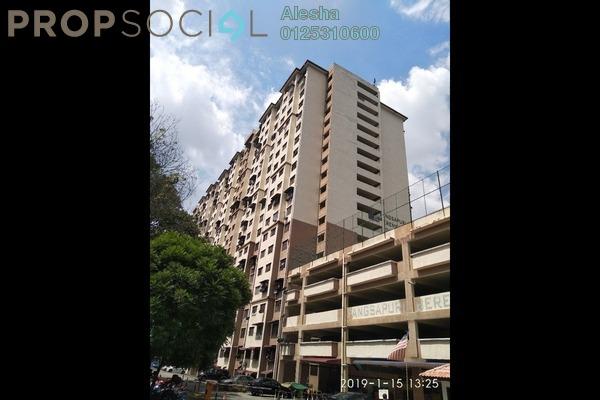 For Sale Apartment at Kampung Berembang, Ampang Hilir Freehold Unfurnished 0R/0B 200k