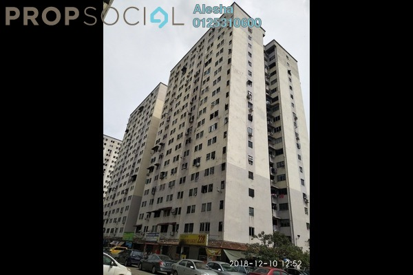 For Sale Apartment at Mutiara Fadason, Jinjang Freehold Unfurnished 0R/0B 100k